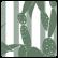 Пляжний шезлонг Eva Pro Lara Costafreda Green Cactus