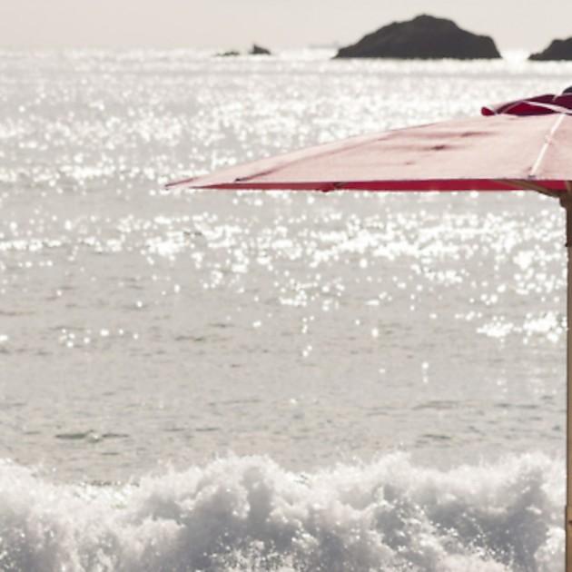 На фото: Парасоля Pamela Balliu Fabric 200 (4300BF2-3900), Стандартні парасолі Balliu, каталог, ціна