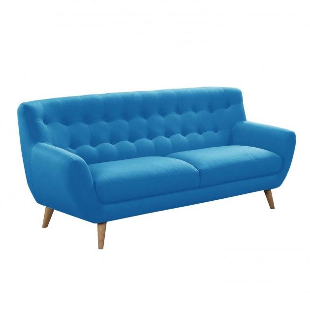 На фото: Тримісний диван Rihanna (2860), Мякі дивани Home4You, каталог, ціна