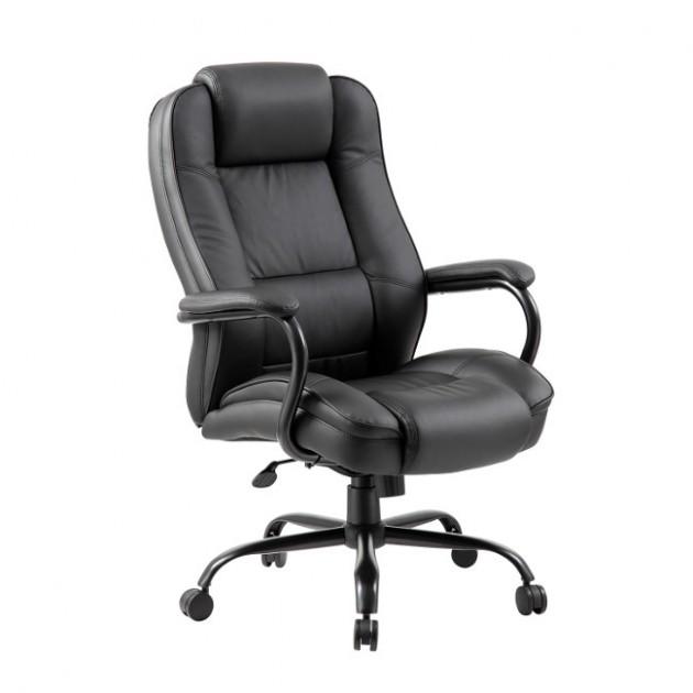 На фото: Кресло руководителя Elegant XXL (29197), Офісні стільці і крісла Office4You, каталог, ціна