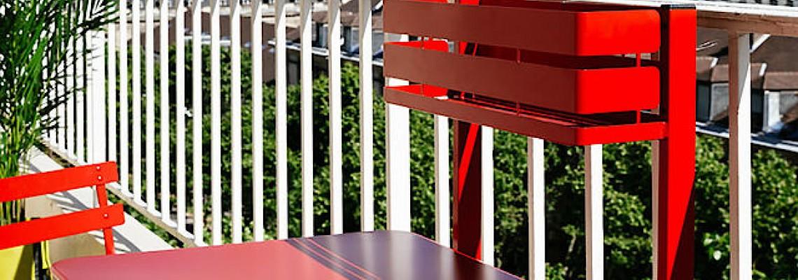 Меблі для балкона: на що звернути увагу?