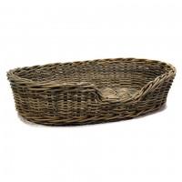 На фото: Корзина для животных (300201), Плетені кошики Вілла Ванілла, каталог, ціна