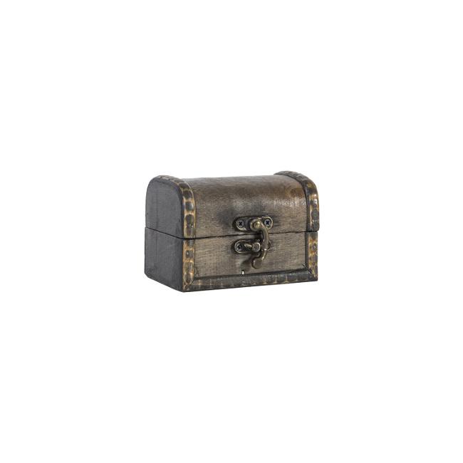 На фото: Скринька Bao (80176), Шкатулки і коробки Home4You, каталог, ціна
