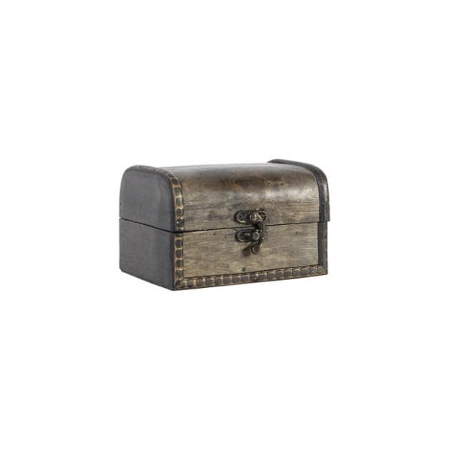 На фото: Скринька Bao (80177), Шкатулки і коробки Home4You, каталог, ціна