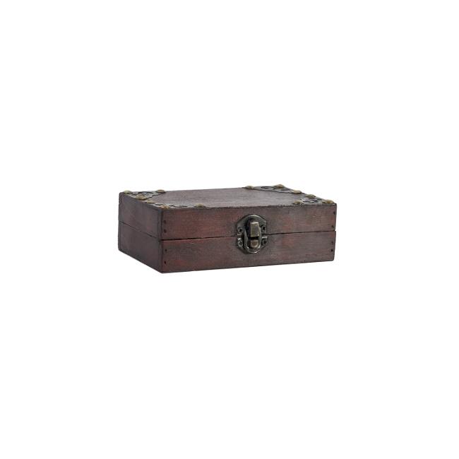 На фото: Скринька Bao (80204), Шкатулки і коробки Home4You, каталог, ціна