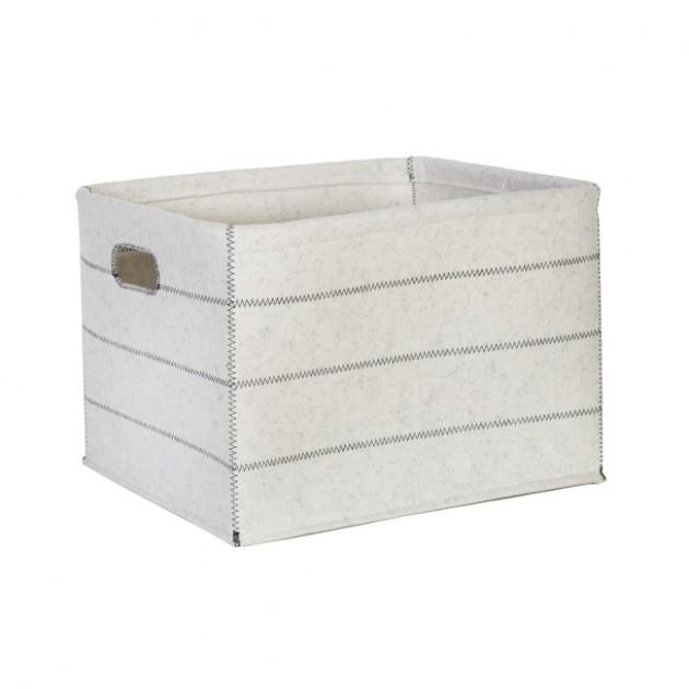 На фото: Коробка Lido (83482), Плетені кошики Home4You, каталог, ціна