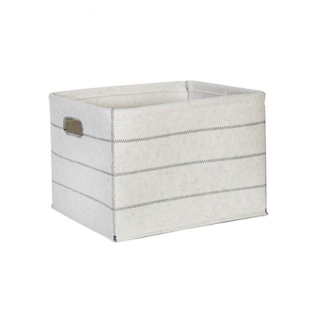 На фото: Коробка Lido (83483), Плетені кошики Home4You, каталог, ціна