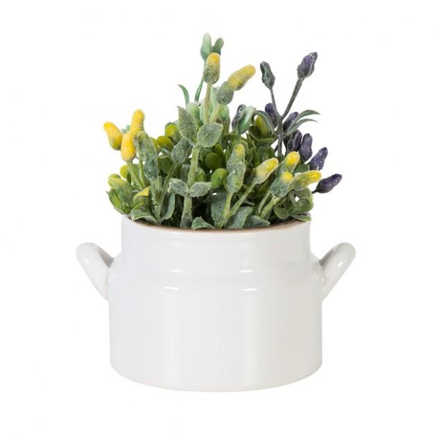 На фото: Штучна рослина In Garden (76541), Штучні квіти Home4You, каталог, ціна