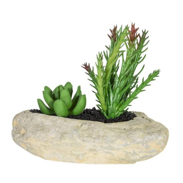 На фото: Кактус In Garden (78006), Штучні квіти Home4You, каталог, ціна