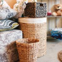 Плетені кошики • Компактне зберігання