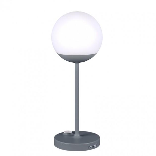 На фото: Світильник Mooon Storm Grey (530126), Світильники Mooon! h40 Fermob, каталог, ціна