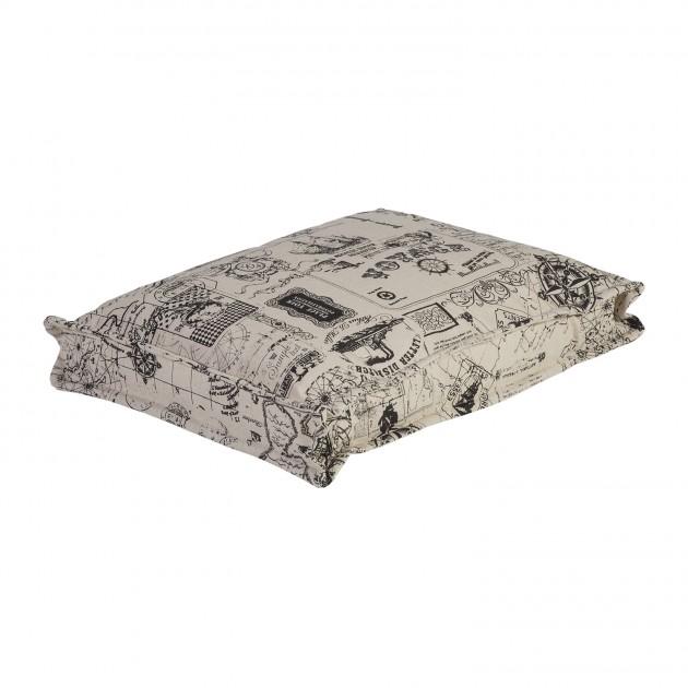 На фото: Напольная подушка Home (P0071732), Декоративні подушки Home4You, каталог, ціна