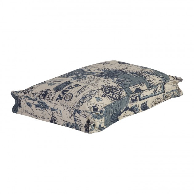 На фото: Напольная подушка Home (P0071733), Декоративні подушки Home4You, каталог, ціна