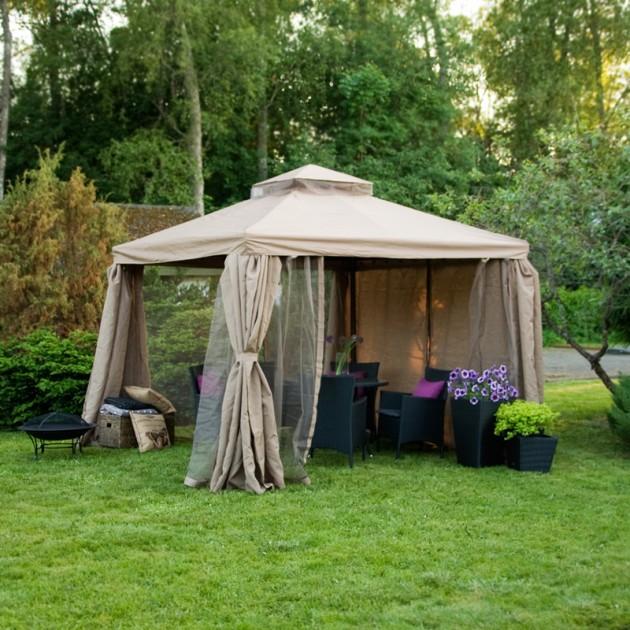 На фото: Дачний намет Legend (09331), Садові шатри Garden4You, каталог, ціна
