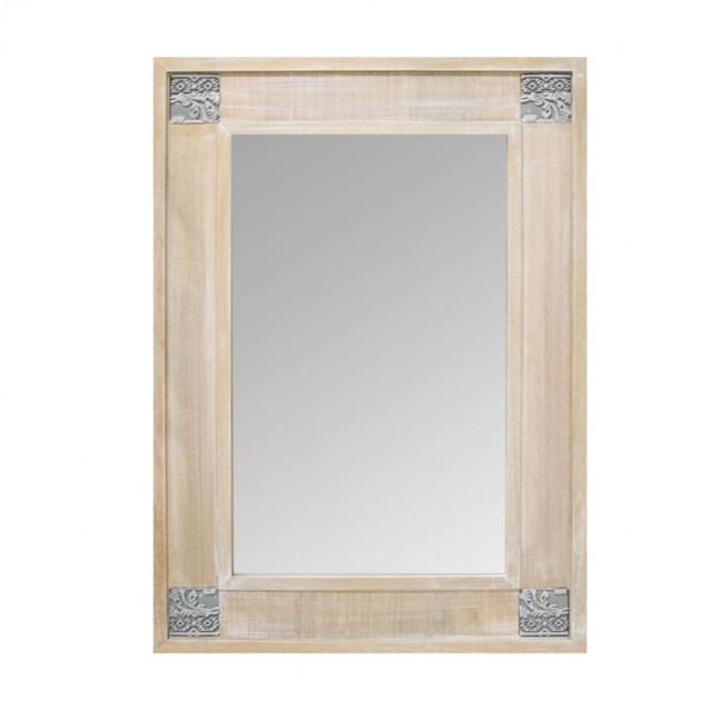 На фото: Дзеркало Ornament (10116), Ширми і дзеркала Home4You, каталог, ціна