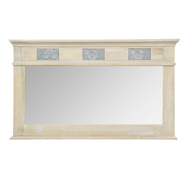 На фото: Дзеркало Ornament (10117), Ширми і дзеркала Home4You, каталог, ціна