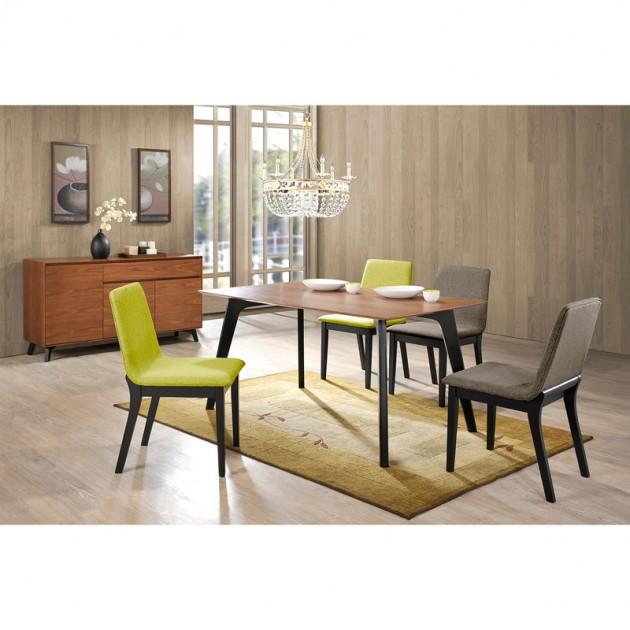 На фото: Стул для кухни Svante (10312), Стільці для дому Home4You, каталог, ціна