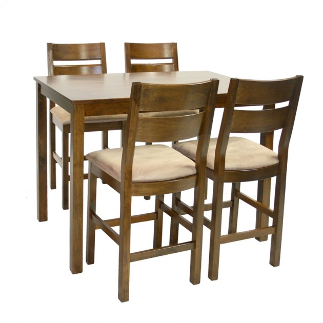 На фото: Барный комплект Envy (12613), Столові комплекти Home4You, каталог, ціна
