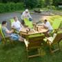 На фото: Стілець Finlay (13184), Дерев'яні стільці Garden4You, каталог, ціна