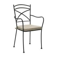 На фото: Стілець Riviera (13271), Металеві стільці Garden4You, каталог, ціна