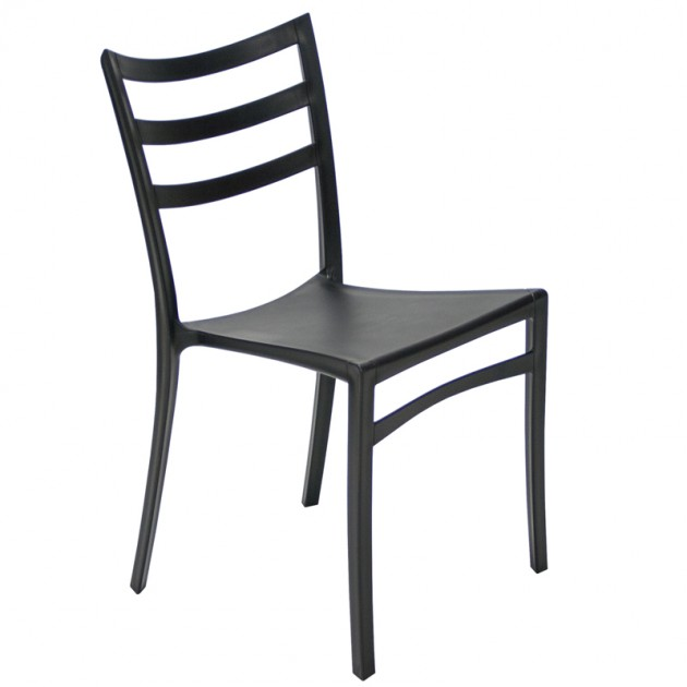 На фото: Стілець Maka (14012), Пластикові стільці Garden4You, каталог, ціна