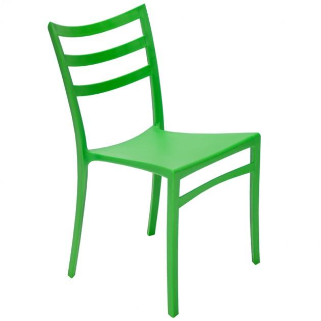 На фото: Стілець Maka (14013), Пластикові стільці Garden4You, каталог, ціна