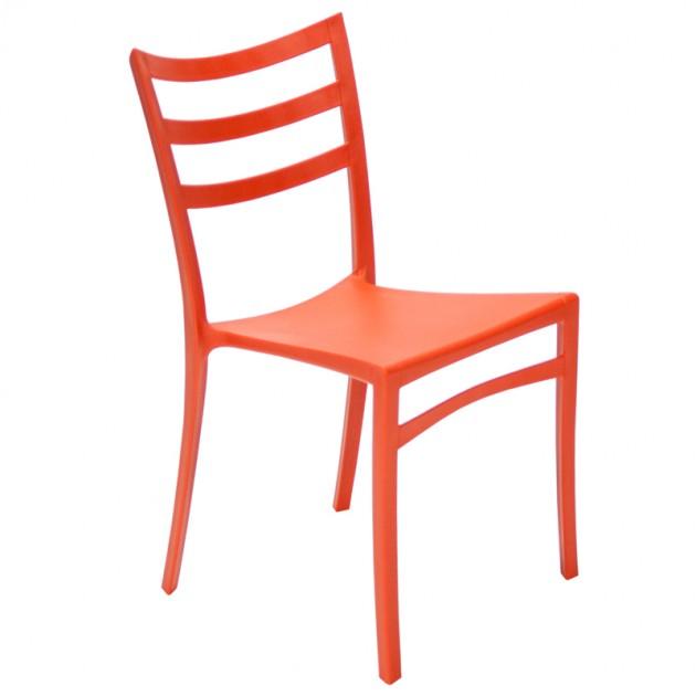 На фото: Стілець Maka (14014), Пластикові стільці Garden4You, каталог, ціна