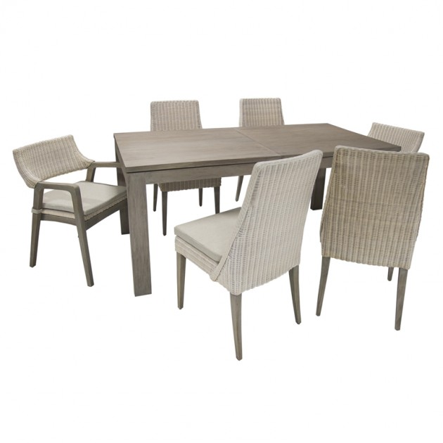 На фото: Обеденный стол Elita (14052), Обідні столи Home4You, каталог, ціна
