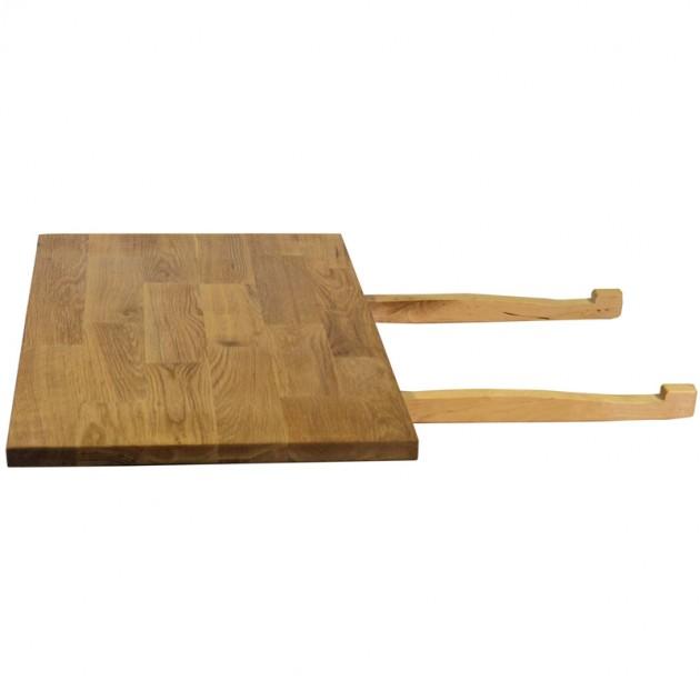 На фото: Удлинение стола Gloucester (19952), Обідні столи Home4You, каталог, ціна