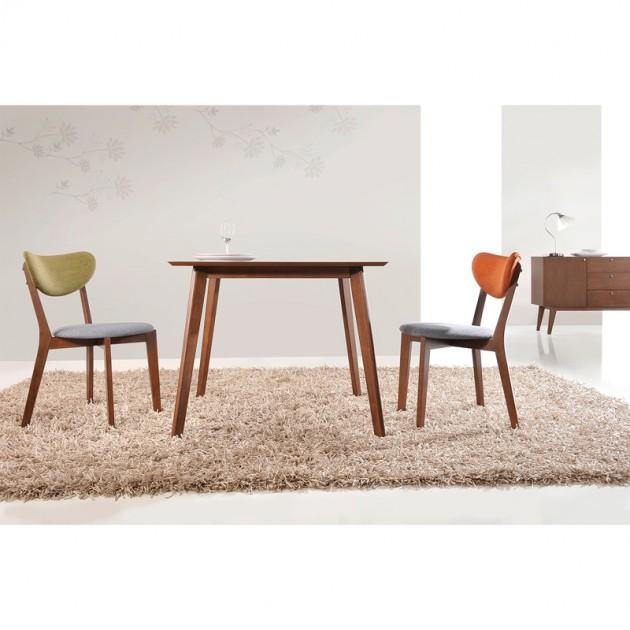 На фото: Стул для кухни Luxy (20892), Стільці для дому Home4You, каталог, ціна