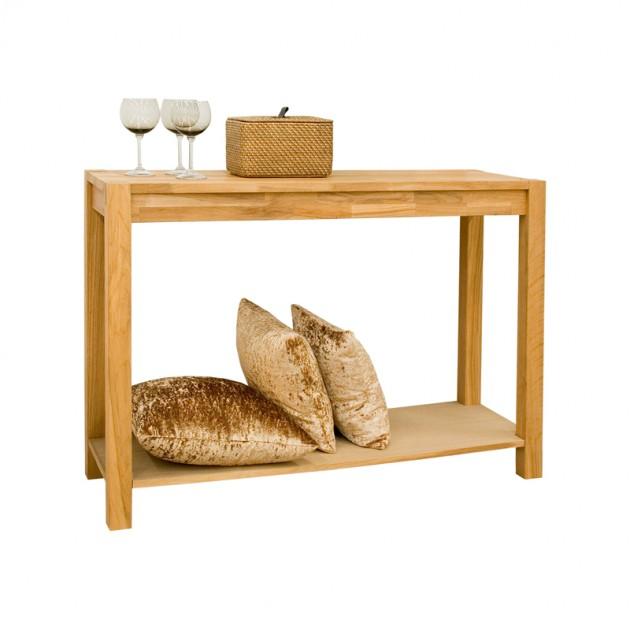 На фото: Вспомогательный столик Chicago (27162), Консольні столики Home4You, каталог, ціна