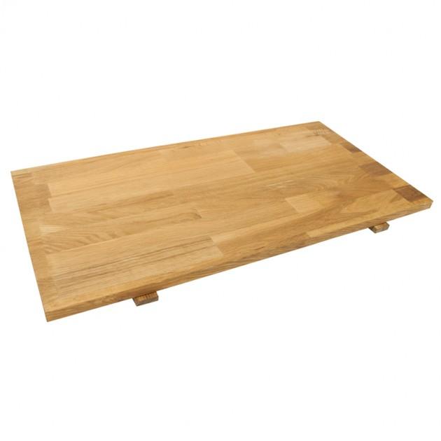 На фото: Удлинение для стола Chicago (27166), Обідні столи Home4You, каталог, ціна