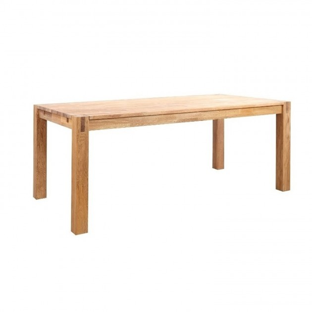 На фото: Обеденный стол Chicago (27168), Обідні столи Home4You, каталог, ціна