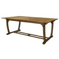 На фото: Садовий стіл Future (27821), Дерев'яні столи Garden4You, каталог, ціна