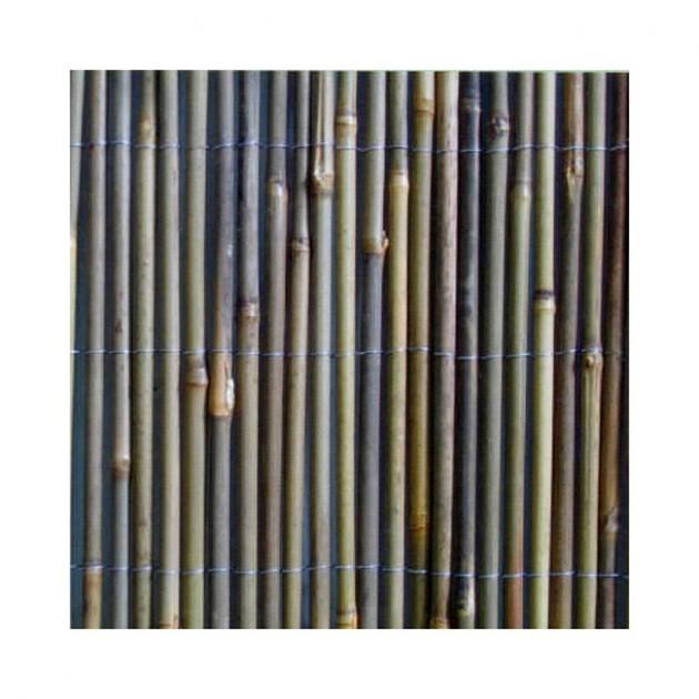 На фото: Забор бамбуковый (57303), Садові аксесуари Home4You, каталог, ціна