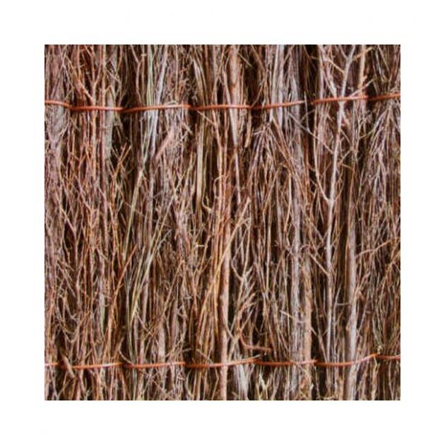 На фото: Забор вересковый (57306), Садові аксесуари Home4You, каталог, ціна