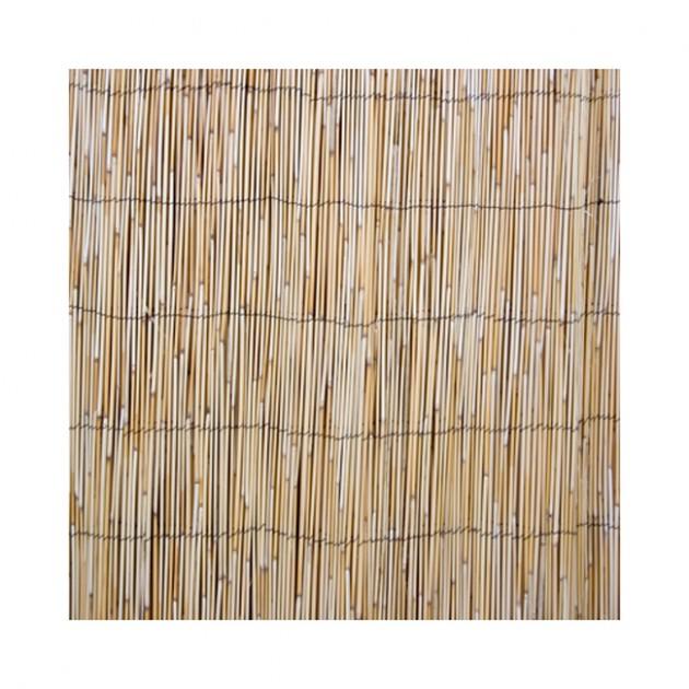 На фото: Тростниковый забор (59912), Садові аксесуари Home4You, каталог, ціна