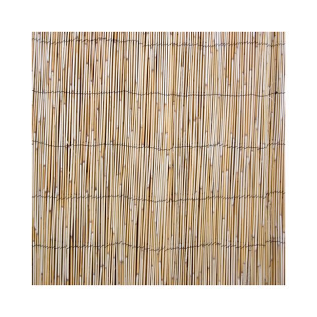 На фото: Тростниковый забор (59912), Садові аксесуари , каталог, ціна