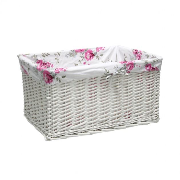 На фото: Корзина Max-3 (68962), Плетені кошики Home4You, каталог, ціна