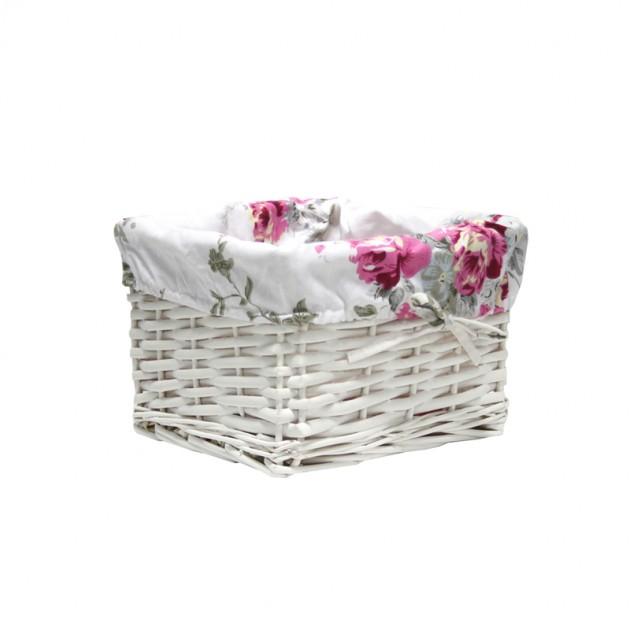 На фото: Корзина Max-5 (68964), Плетені кошики Home4You, каталог, ціна
