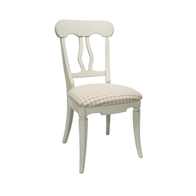 На фото: Деревянный стул для кухни Elizabeth (6959), Стільці для дому Home4You, каталог, ціна