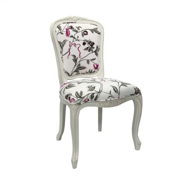 На фото: Деревянный стул для столовой Elizabeth (69591), Стільці для дому Home4You, каталог, ціна