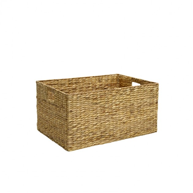 На фото: Кошик Maya (70623), Плетені кошики Home4You, каталог, ціна