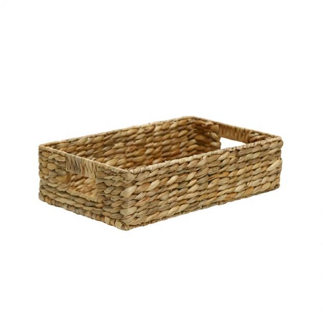 На фото: Кошик Maya (70624), Плетені кошики Home4You, каталог, ціна