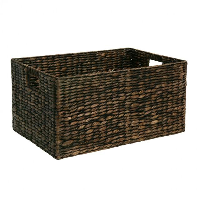 На фото: Кошик Maya (7063), Плетені кошики Home4You, каталог, ціна