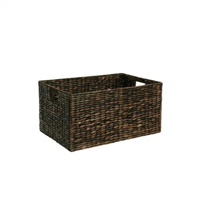 На фото: Кошик Maya (70633), Плетені кошики Home4You, каталог, ціна