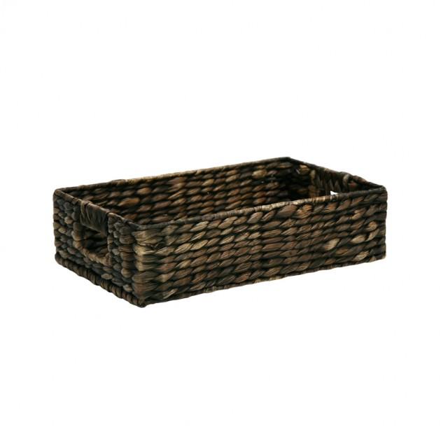 На фото: Кошик Maya (70634), Плетені кошики Home4You, каталог, ціна