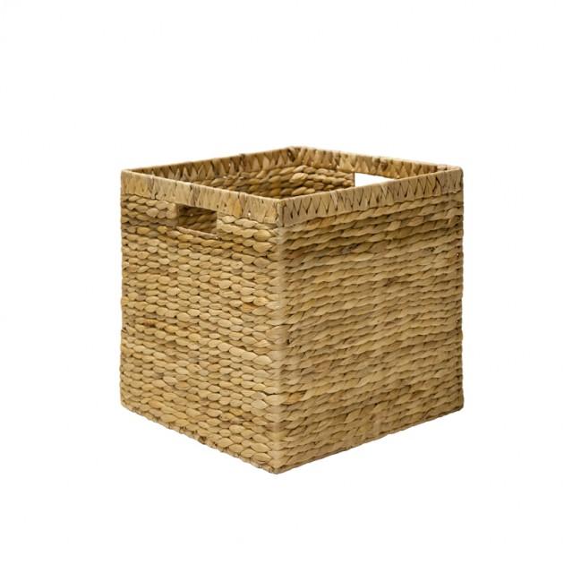 На фото: Кошик Maya (72722), Плетені кошики Home4You, каталог, ціна