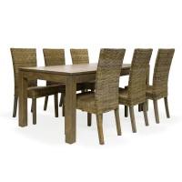 На фото: Комплект Britta (k171171), Столові комплекти Home4You, каталог, ціна