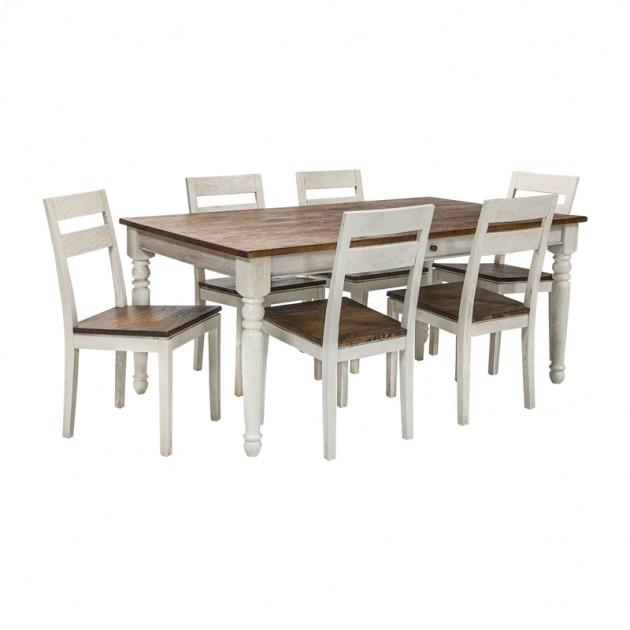 На фото: Комплект Berit (k18661), Столові комплекти Home4You, каталог, ціна